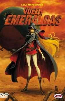 dvd Queen Emeraldas
