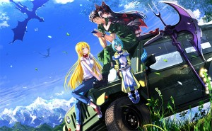Gate-Jieitai-Kanochi-nite-Kaku-Tatakaeri-dvd-300x426 6 Anime Like Gate: Jieitai Kanochi nite, Kaku Tatakaeri [Updated Recommendations]