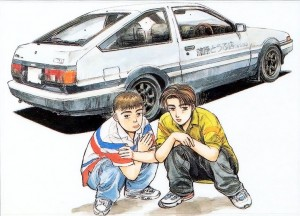 [Throwback Thursday] Initial D First Stage Review - Gonna Get You like A Space Boy
