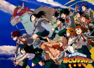 Boku-no-Hero-Academia-dvd-300x426 6  Anime Like Boku no Hero Academia (My Hero Academia) [Recommendations]