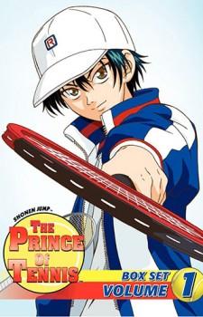 prince of tennis dvd