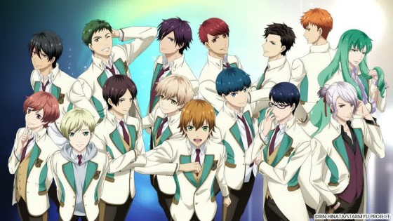 starmyu-high-school-star-musical-560x315 Starmyu to Get Two-Part OVA, 3 PVs Released!
