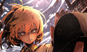 Youjo Senki Anime Adaptation in the Works