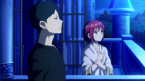 5 Akagami no Shirayuki-hime capture
