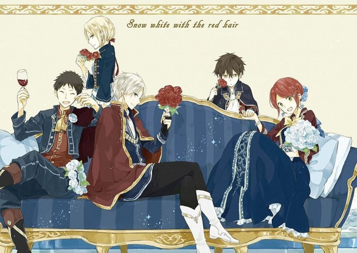 Akagami-no-Shirayuki-hime-wallpaper-3-700x496 [Honey's Crush Wednesday] 5 Reasons Why Obi is Our Prince Charming (Akagami no Shirayuki-hime)
