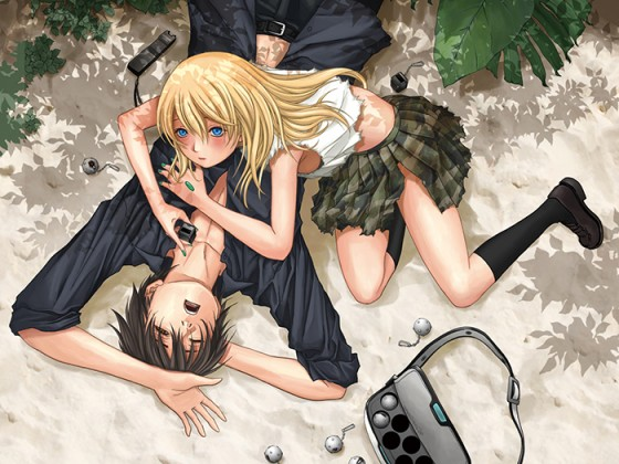 Btooom wallpaper