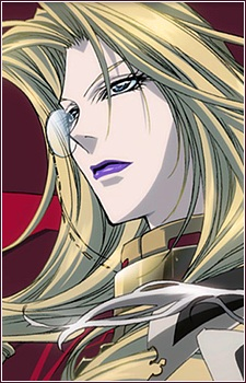 Caterina Sforza Trinity Blood