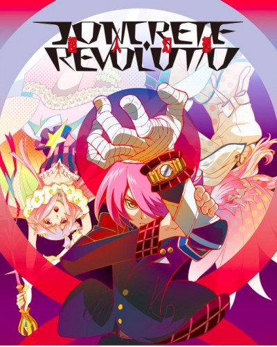 Concrete-Revolutio-400x500 Concrete Revulotio Second Season Visual, Air Date and New OP Released