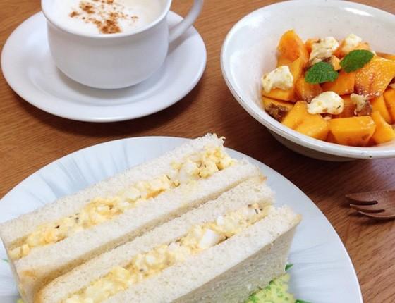 ELYAF EggSalad Sandwiches and Katsusandwiched Egg salad 3
