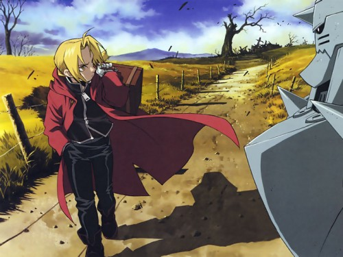 ET captcha Fullmetal Alchemist Staying on the Beaten Path