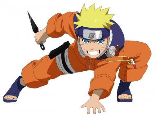 ET captcha naruto Stick the Landing
