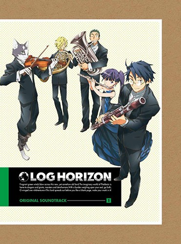 Log Horizon Soundtracks