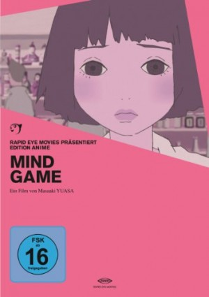 Mind Game dvd