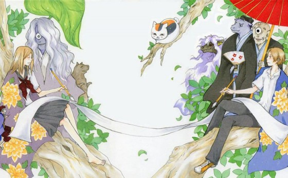 Natsume-Yuujinchou-wallpaper-560x346 Natsume's book of Friends announces Season 5 in Autumn 2016