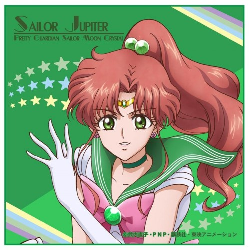 Sailor Jupiter Makoto Kino Bishoujo Senshi Sailor Moon wallpaper 1