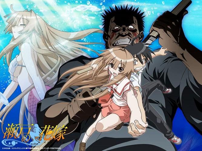 My-Bride-is-a-Mermaid-dvd-300x425 6 Anime Like Seto no Hanayome (My Bride is a Mermaid) [Recommendations]