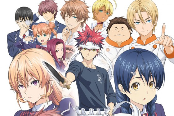 Shokugeki no Souma wallpaper