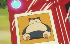 Snorlax pillow 2