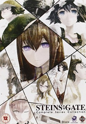 Steins Gate dvd
