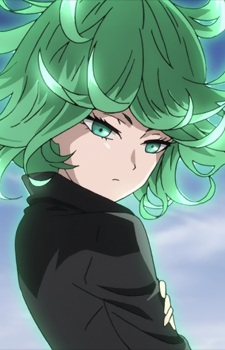 Tatsumaki One Punch Man