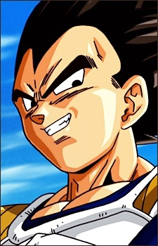 Vegeta Dragon Ball Z