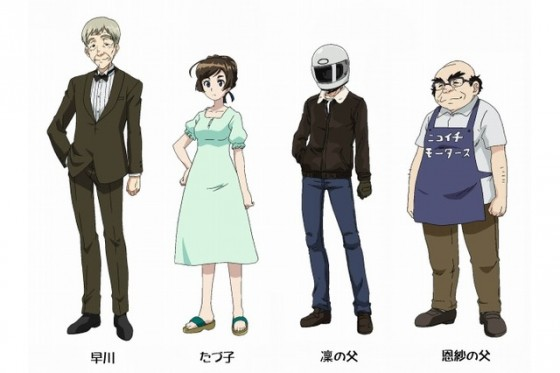 Bakuon-560x361 Bakuon!! OP and ED, More Characters Revealed!