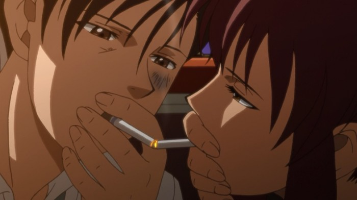 black-lagoon-Revy-Rock-capture-wallpaper-700x392 Top 10 Anime Smoking Characters
