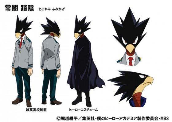 boku-no-hero-academia-560x366 Boku no Hero Academia New Character Visuals!