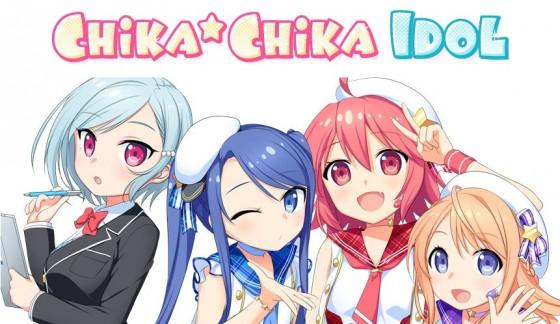 chika-chika-idol-560x324 [Honey's Anime Interview] CHIKA*CHIKA IDOL Director Nishikiori & Producer Honjo