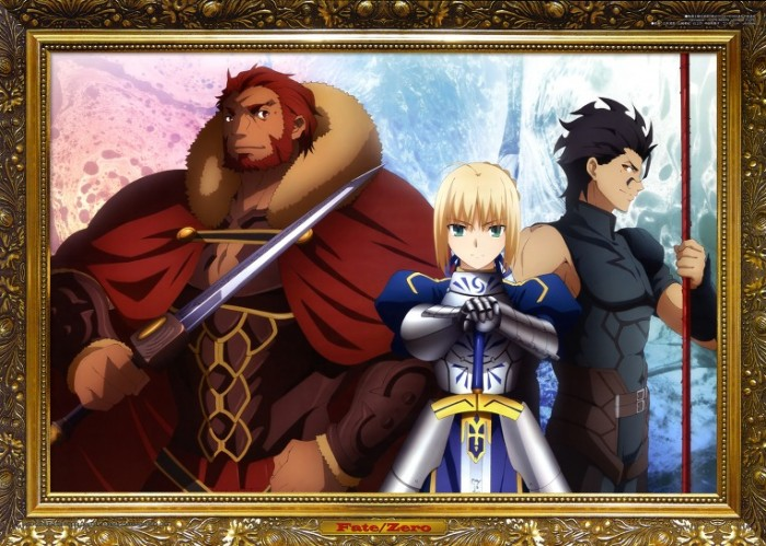 fatezero-wallpaper-700x499 Top 10 Badass Anime [Best Recommendations]