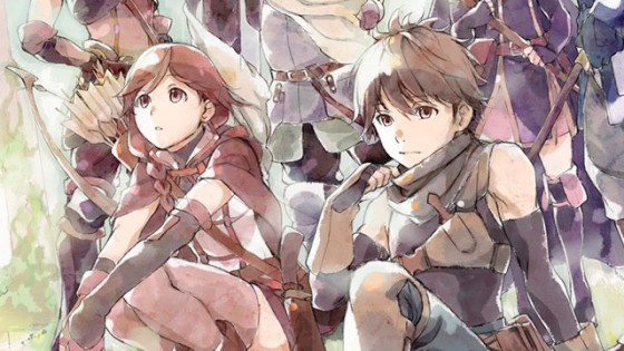 grimgar watercolour