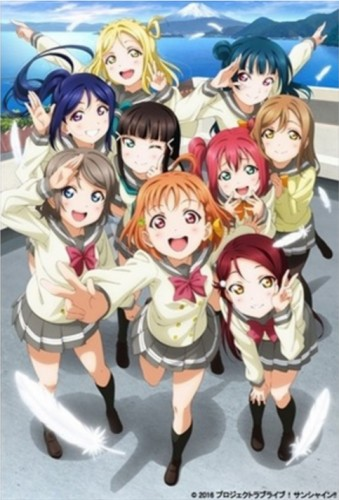 love-live-sunshine-visual-339x500 Love Live! Sunshine!! Otaku Have No Chill Part 2