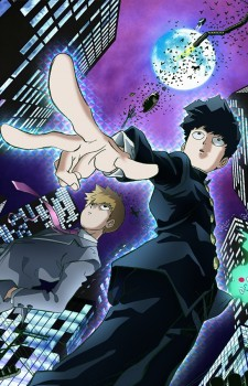 mob psycho 100 visual