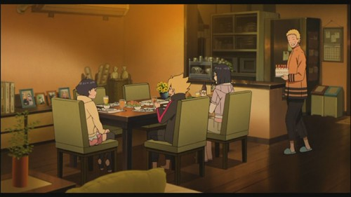 naruto Their Family - Boruto-Naruto the Movie