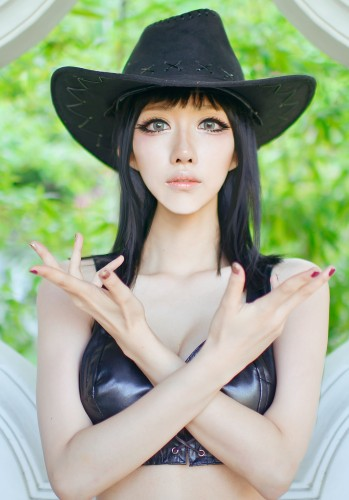 one piece cosplay Nico Robin06