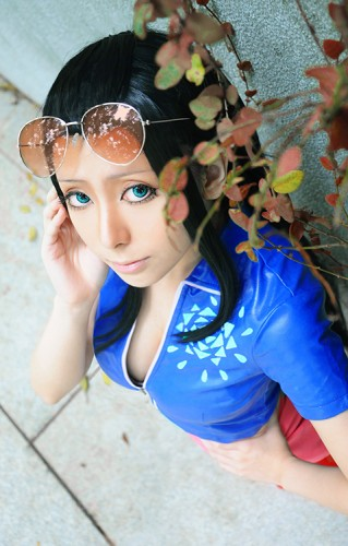 one piece cosplay nico robin11