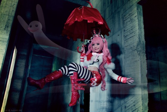 one piece cosplay perona03