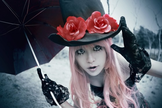 one piece cosplay perona05