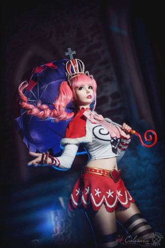 one piece cosplay perona06