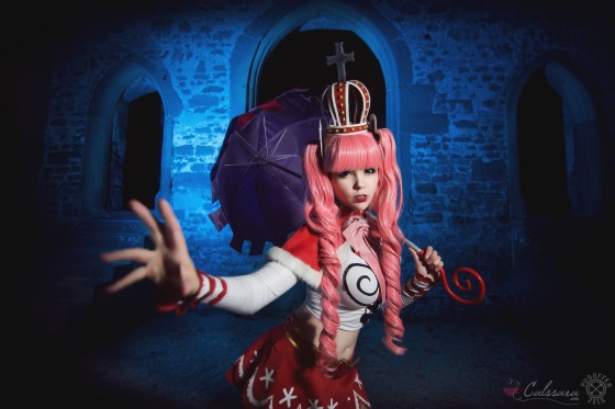 one piece cosplay perona09