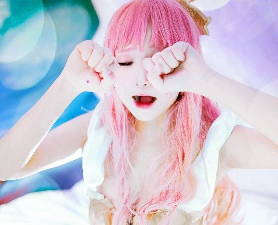 one piece cosplay princess shirahoshi08