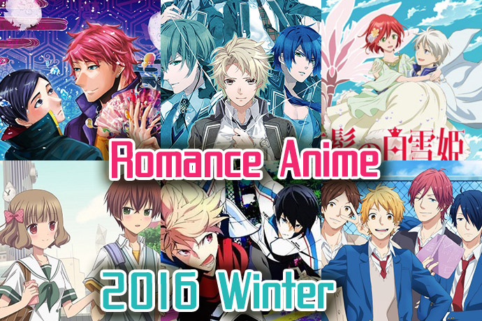 Romance Anime Winter 2016 Eyecatch