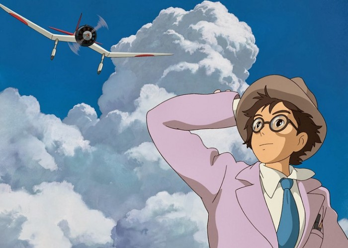 the wind rises (kaze tachinu) wallpaper