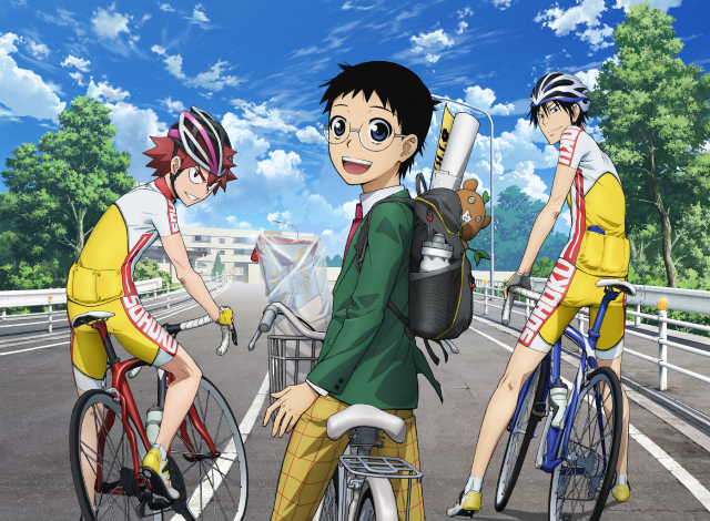 yowamushi pedal wallpaper 01