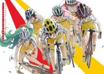 Biking Anime Yowamushi Pedal 3rd Season Honey's Highlights Updated!