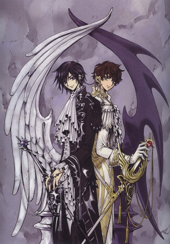 01 Code Geass Lelouch of the Rebellion
