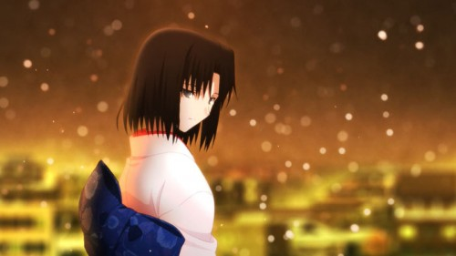 2. Anime in the Digital Age Kara no Kyoukai Epilogue