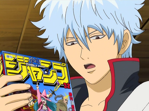 3-Gintama-captcha The No.1 Manga Gintama's Director Wants to Animate is...?