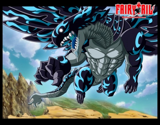 Acnologia Fairy Tail wallpaper