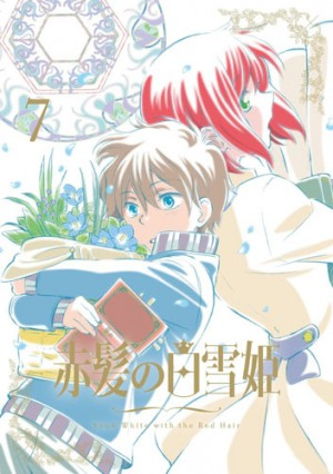 Akagami no Shirayuki-hime 2nd Season dvd